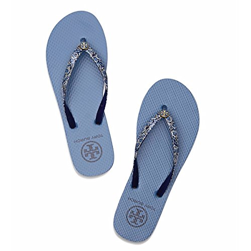 Ellise Thin Printed Tory Flipflop Burch in Paisley x8XwgqA