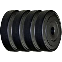AURION 20 kg Vinyl Plates for Home Gym