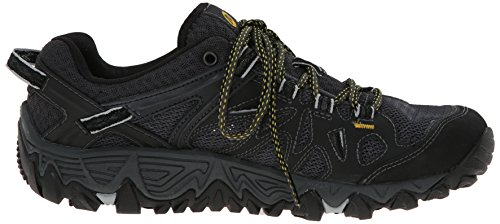 Merrell Men's All Out Blaze Aero Sport Hiking Water Shoe, Black, 7 M US by Merrell (Image #7)