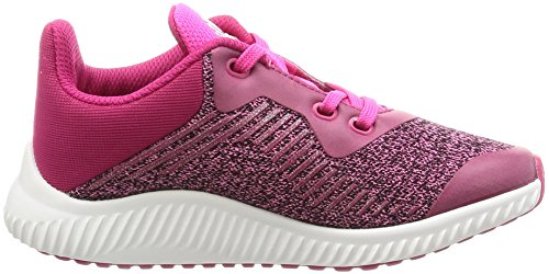 Fortarun Unisex Ftwbla Rosa adidas 5 Blue Pink Kids' Child K Shoes Rosimp Rosfue 000 11 Running UK fwEExqdH