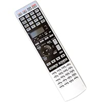 New Replacement Remote Control Fit for RAV386 WN98400 for Yamaha RX-V3900 RX-V3900BL AV Receiver