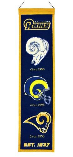 St. Louis Rams Wool 8
