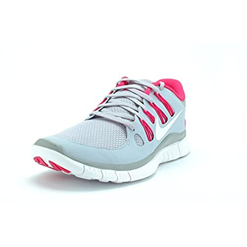 70%OFF Nike Free 5.0+ Womens Running Shoes 580591-061 Wolf Grey/