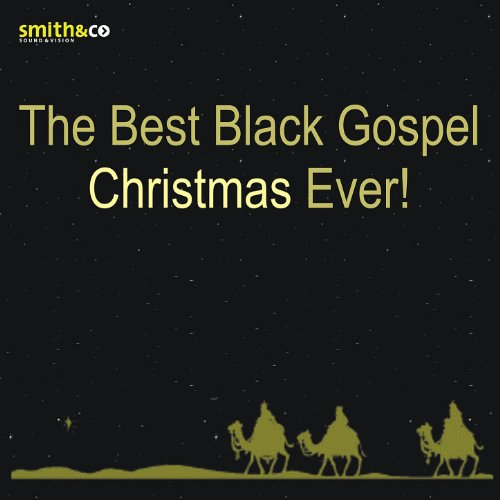 Amazon.com: The Best Black Gospel Christmas, Ever!: The Joyous ...