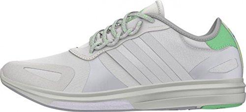 grau Deportes White Tela Adidas Para Weiß De frost Mujer ltflgr Interior Zapatillas UgERqwP