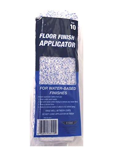 Ettore 33510 Water Based Floor Finish Applicator Head 10-inch