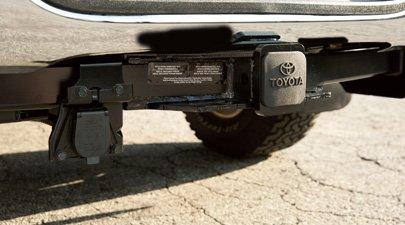 Genuine Toyota Accessories PT791-04050 Tow Hitch (Toyota Black Hitch)