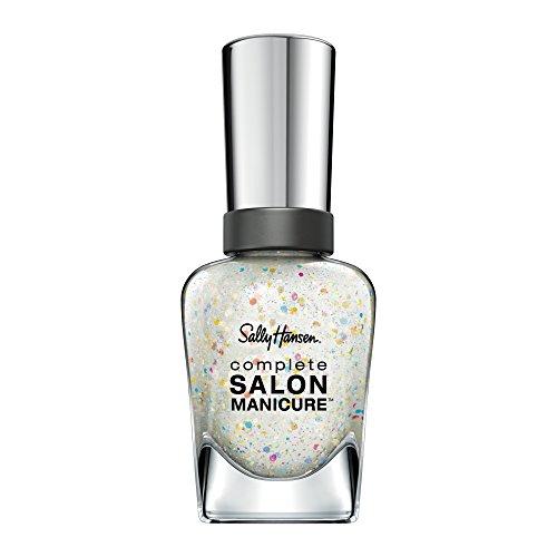 Sally Hansen - Complete Salon Manicure Nail Color, Metallics
