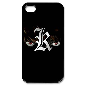 Generic Case Death Note For iPhone 4,4S 442S3W8687