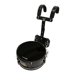 trixon field series scholastic marching snare drum 14 x 5 5 black musical. Black Bedroom Furniture Sets. Home Design Ideas