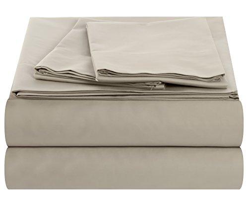 Design Weave Future Textiles Outlast All Season Temperature Regulating Sheet Set in Linen, King