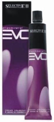 Selective - Tinte en crema profesional para el cabello Colorevo, 100 ml, rubio ceniza muy claro 9.1