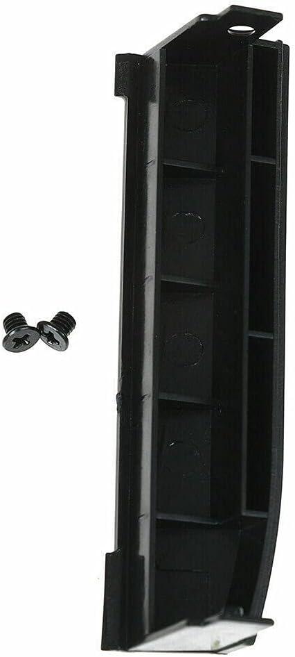 MyColo New for 1pcs HDD Hard Drive Caddy Cover Door for Dell Latitude E6400 E6410 Precision M2400