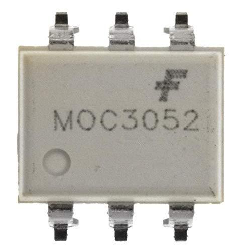 MOC3052SR2VM ON Semiconductor Isolators Pack of 100 (MOC3052SR2VM)
