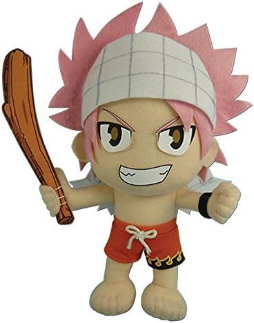Fairy Tail * Natsu Swimsuit Peluche Figura (22cm): Amazon.es: Juguetes y juegos