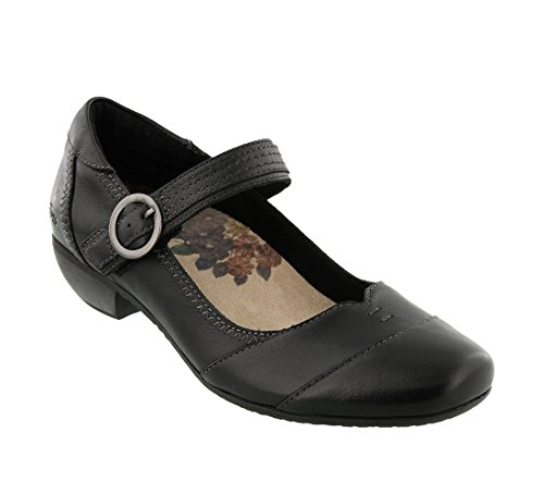 sale outlet locations Taos Footwear Women's Virtue Mary Jane Black clearance 2014 new nTze6wAOI8