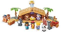 Fisher-Price Little People A Christmas S...