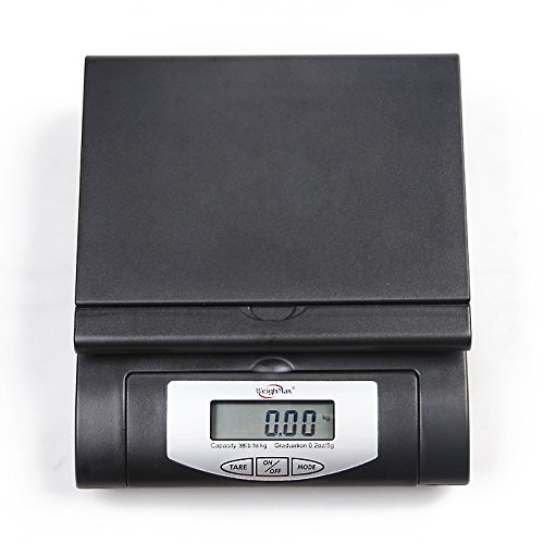 Weighmax 35LBS Digital Postal Scales Shipping Scale (Colors May Vary) by Weighmax