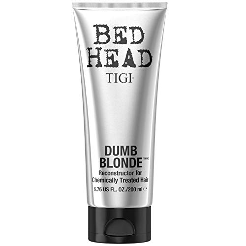 - TIGI Bed Head Dumb Blonde Conditoner, 6.76 Fluid Ounce
