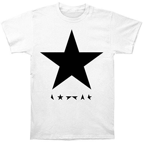 David Bowie- Blackstar T-Shirt - Weiß