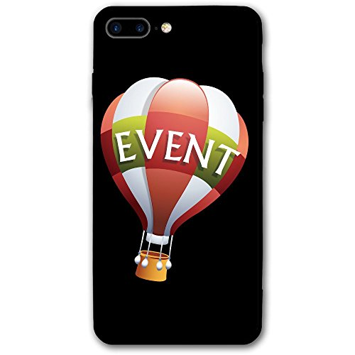 IPhone 7 Plus Case Event Hot Air Balloon Scratch-Resistant Cover Skin Cover For IPhone 7 Plus 5.5 Inch ()