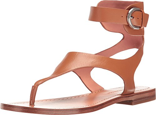 Sigerson Morrison Women's Adria Light Brown Leather Sandal