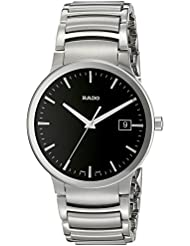 Rado Mens R30927153 Swiss Quartz Movement Watch
