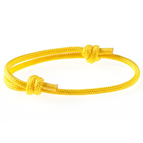 Buy yellow bracelets for men