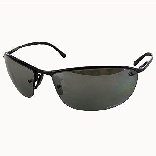 5bcf4d9bb95 Ray-Ban RB3542 Chromance Lens Wrap Sunglasses – Style Hunts