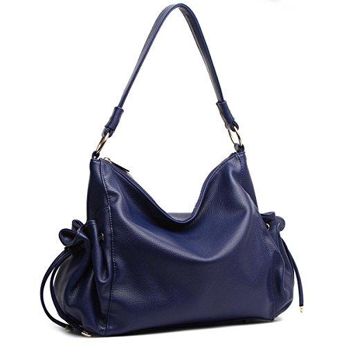 Handle Soft Bag Hobo Navy HNA Single xnTwAWnP