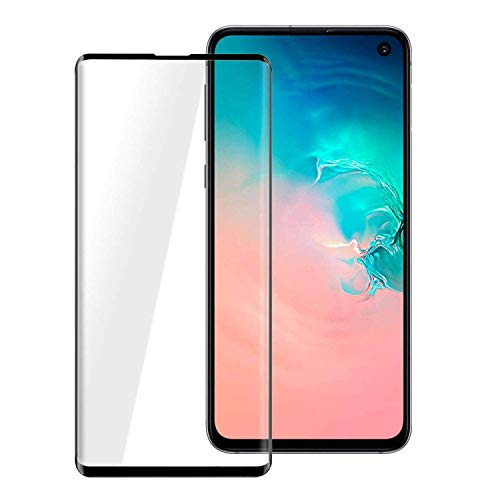 (Gorilla Gadgets Screen Protector with Fingerprint Sensor for Samsung Galaxy 10e, Tempered Glass Screen Protector with [9H Hardness][Easy Bubble-Free Installation][Anti-Scratch] Compatible with S10e)