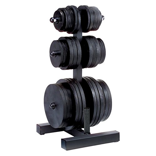 Body-Solid-Olympic-Plate-Tree-and-Bar-Holder
