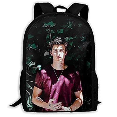 Shawn Peter Raul Mendes Backpack Outdoor Leisure Sports Backpack And School Backpack