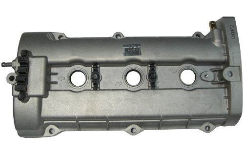Genuine Hyundai 22420-37110 Rocker Arm Cover Assembly, Right