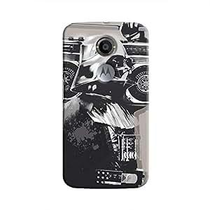 Cover It Up - Darth Boom Moto X2 Hard case