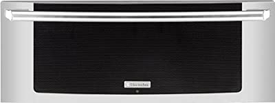 "Electrolux EW30WD55G 30"" Built-In Warmer Drawer with Luxury-Glide Technology and Perfect Set Electron,"