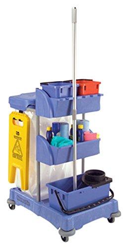 Numatic-Carro de limpieza-Carro de limpieza-Carrito de limpieza hogar