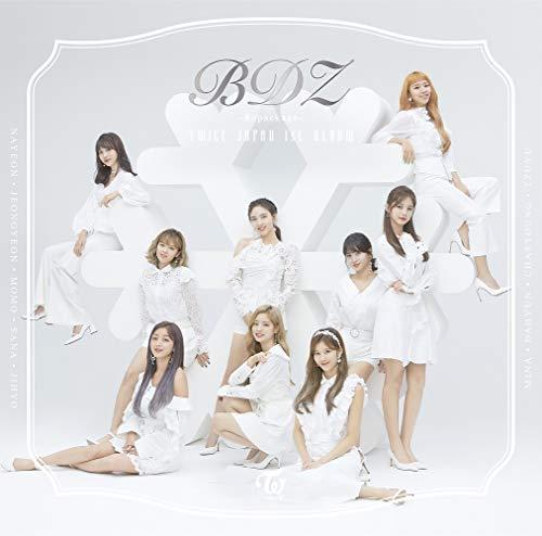 트와이스 【조기 구입 특전 있음】BDZ -Repackage- (첫 한정반)(스마트폰 스탠드 거치대(9종 안 랜덤에 1종)첨부(부)) Limited Edition