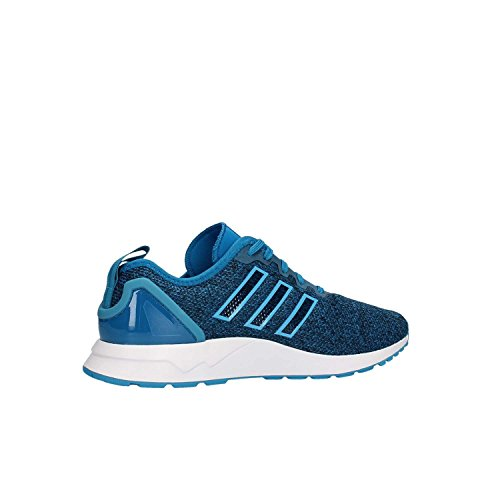 adidas ZX Flux ADV J Uniblue Craft Blue White 36
