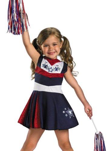 [Disguise Superstar Spirit Toddler Costume, 2T] (The Spirit Of Halloween Costumes)