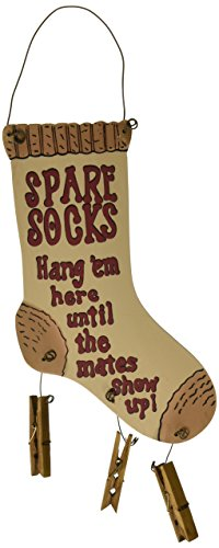 - Ohio Wholesale Spare Socks Finder Sign from Our Laundry Collection