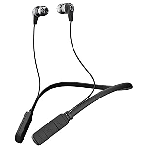 Skullcandy Ink'd Bluetooth Wireless Earbuds with Microphone, Noise Isolating Supreme Sound, 8-Hour Rechargeable Battery…