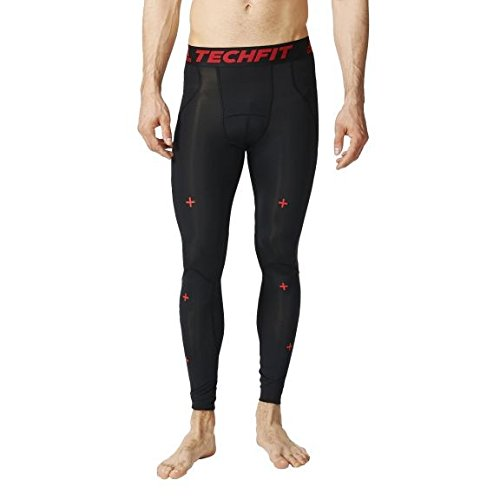 adidas Herren Trainingshose Techfit Recovery Long Tights Leggings