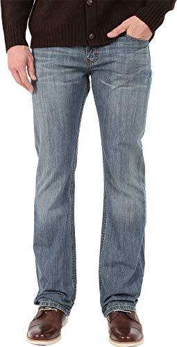 Rise Boot Cut Jean, Medium Chipped, 36X32 ()