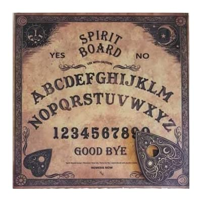 Fortune Telling Toys Nemesis ouija board Spiritual Ritual Supplies: Toys & Games
