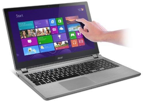 Acer Aspire V5-573PG-9610 15.6-Inch Touchscreen Laptop (1.8 GHz Intel Core i7-4500U Processor, 8GB DDR3L, 1 TB HDD, NVIDIA GeForce GT...