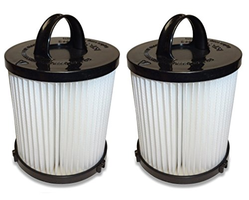 Best Vacuum Filter 2 Pack Brand Eureka DCF21 Dust Cup Filter made to fit AS1000, AS1040, 3270, 3280, 4230, 4240, 8810, 8860, 8870 Upright Vacuums. ()