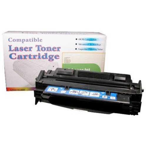 8 Pack Canon 104 (0263B001AA) Compatible 2000 Yield Black Toner Cartridge - Retail