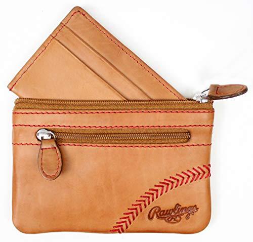 Rawlings Baseball Stitch Coin Purse