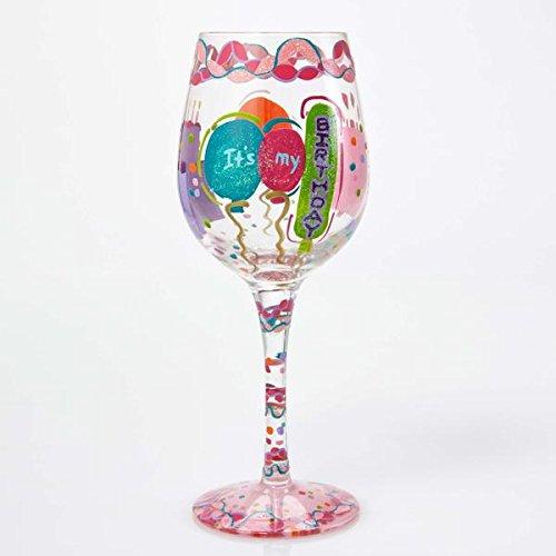Lolita Birthday Glasses Bottle Opener